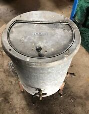 Vintage DEAN Gas Boiler Dolly Tub Washing Copper Burco Type In CO DURHAM