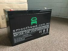 12V 105AH AGM DEEP CYCLE BATTERY 800CA CARAVAN N70 3 YEAR WARRANTY 100AH 110AH