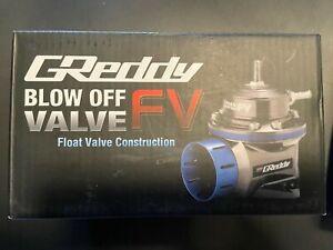 GREDDY FV TRUST GENUINE OEM BLOW OFF VALVE FV New in Box free shipping fast