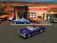 1:64 Hot Wheels Limited Edition 1966 66 Pontiac GTO Dark Blue
