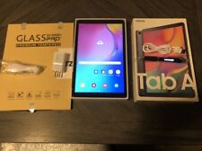 "Samsung Galaxy Tab A SM-T510 (2019) - 10.1"" - 32GB - Black Open Box BUNDLE"