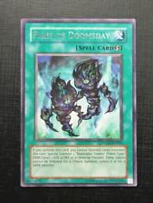 Yugioh Cards: FIRES OF DOOMSDAY PTDN RARE # 28H79