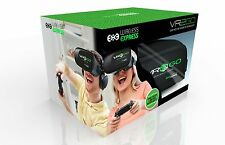 Virtual Reality Goggles VR-2-GO  3D Headset For  iOS Android Smart Phones
