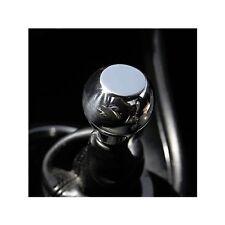 1979-2004 MUSTANG BILLET SHIFT KNOB POLISHED M12 X 1.75 V6 GT COBRA 1008-2-02