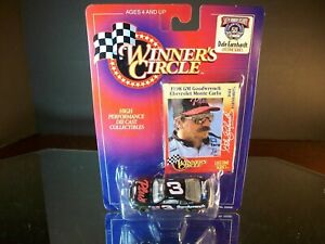 Dale Earnhardt #3 GM Goodwrench Plus 1998 Chevrolet Monte Carlo LifeTime Series
