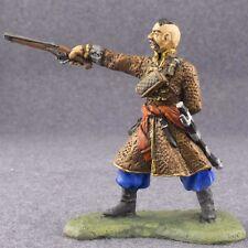 Miniature Metal Toy Soldiers Ukrainian Cossack 1/32 Painted Figurine 54mm