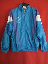 Vintage Jacket Adidas ASPTT Rouen 90'S Trefoil Canvas Nylon HandBall - 168 / s