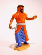 Timpo Toys Araber rot/blau mit Krummdolch Version 2