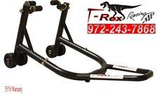 T-Rex 35YRWRNTY  Honda Yamaha Kawasaki Universal Front Motorcycle Stands