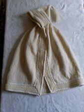 Manteau cape de bébé ancien en laine déb XXè Old wool baby cape