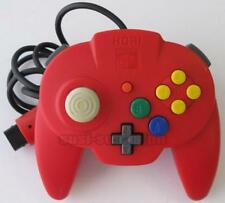""" HORI PAD MINI 64 CONTROLLER RED "" NINTENDO 64 N64 JAPAN"