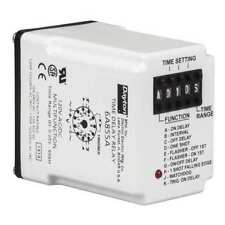 Time Delay Relay,120VAC,10A,DPDT