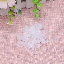 50g Mini Small Tiny Natural Clear Quartz Rhinestone Rock Chips Specimen New