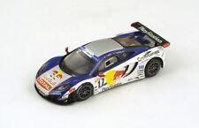 McLaren MP4-12C - S. Loeb/G. Vannelet - GT Tour Paul Ricard 2012 #17 - Spark