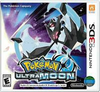 Pokemon Ultra Moon - Nintendo 3DS Brand New Factory Sealed