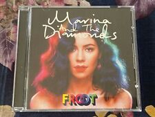 MARINA AND THE DIAMONDS - FROOT  CD ALBUM (ONLY PLAYED ONCE)