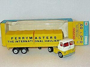 CORGI 1147 FERRYMASTERS SCAMMELL MK3. NEAR MINT MODEL IN VERY GOOD ORIGINAL BOX.