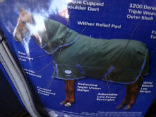Horse Blanket WeatherBeeta FreeStyle Heavy Duty Denim