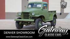 1941 Dodge WC 1/2 Ton