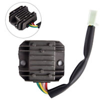 Universal 4 Wire Full Wave Motorcycle Regulator Rectifier for 12V DC Bike Qua HO
