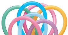 Qualatex Palloncini da modelli 100 per Borsa 260q massiccio colori e Carnevale Assortimento