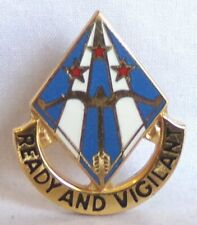 New listing Us Army 31st Air Defense Artillery Brigade Dui Di Crest Pin Antaya A26 Mark