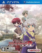Used PS Vita Tales of Innocence R Japan Ver.