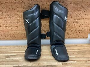 Hayabusa T3 Striking Shin Guards Size:Large. New With Tags (A4)