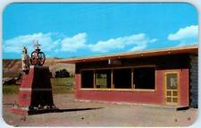 DUBOIS, Wyoming  WY   Roadside  COFFEE MILL CAFE   ca 1960s    Postcard