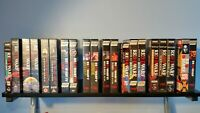 Red Dwarf BBC SciFi Comedy Cult Classic Series I - VIII + SMEG out 20 VHS Tapes