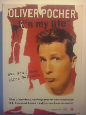 DVD: Oliver Pocher It's my Life             toller Liveauftritt