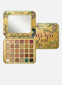 Too Faced Natural Lust Naturally Sexy Eyeshadow Palette NIB Authentic