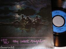 """7"""" - TRIO / My sweet Angel & Hallo Mutti - MINT 1985 englisch gesungen # 0733"""