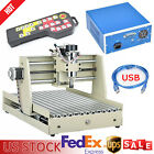 3040 CNC Router Machine 3 Axis Wood Working Tool 3D Engraver Cutter USB 400W+RC
