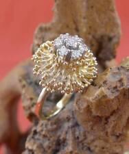 Auffallender Brillant Damen Ring in 750 Gelbgold 0,28 ct.