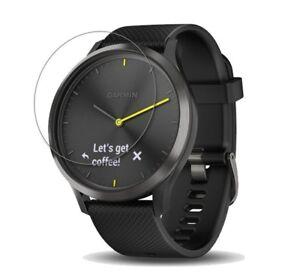 For Garmin VivoMove HR Tempered Glass Screen Protector Watch