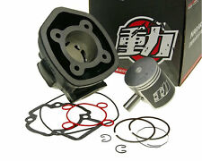 Piaggio Zip 2 SP 50 DT LC  70cc Big Bore Cylinder Piston Gasket Kit