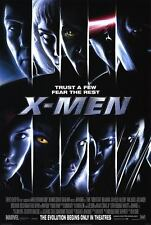 X-Men Original D/S Int'l Rolled Movie Poster 27 x 40 NEW 2000 Hugh Jackman
