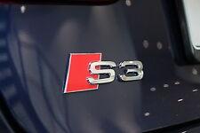 Original Audi S3 Schriftzug Audi S3 Emblem 8L0853735 2ZZ