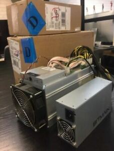 NEW Antminer D3 19.3 GH/s  with Power Supply