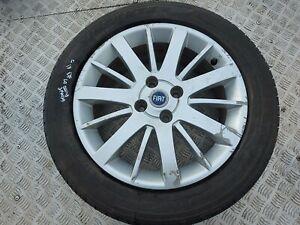 Fiat grande punto 2007 alloy wheel #s3 a1