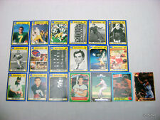 1990 Notre Dame Collegiate Detroit Tigers Rocky IV Trading card lot 19 Cards