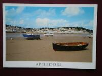 POSTCARD DEVON APPLEDORE