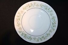 "1 of 11 Noritake Savannah 5 7/8"" SAUCER China Platinum Rim Plate 2031"