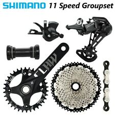2020 SHIMANO DEORE M5100 MTB Groupset 1x11 Speed 170MM/175MM 11-50/52T