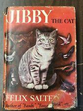 Jibby the Cat by Felix Salten - 1948