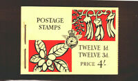 New Zealand - SG# B23 / Complete Booklet MNH -  Lot 1019270