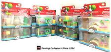 Nintendo Super Mario Bros U Micro Land Regular Full Collection(4 pks) x 2-RARE!+