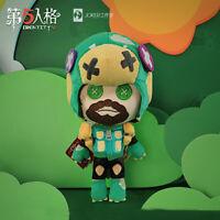 Identity V Kurt Frank Mr Turtle Cosplay Costume Plush Doll Change Clothes Toys