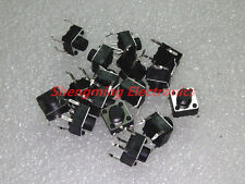 100Pcs Tactile Push Button Switch Tact Switch 6X6X5mm 4-pin DIP-4